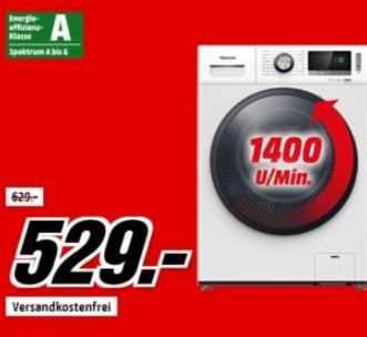 Hisense WDBL1014V Waschtrockner