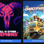 [GRATIS Games bis 24.06. 17 Uhr] Overcooked! 2 & Hell is Other Demons (Epic Games Store)