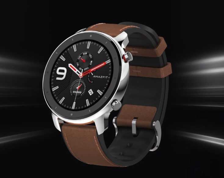 Huami Amazfit GTR Smartwatch 734x583 1