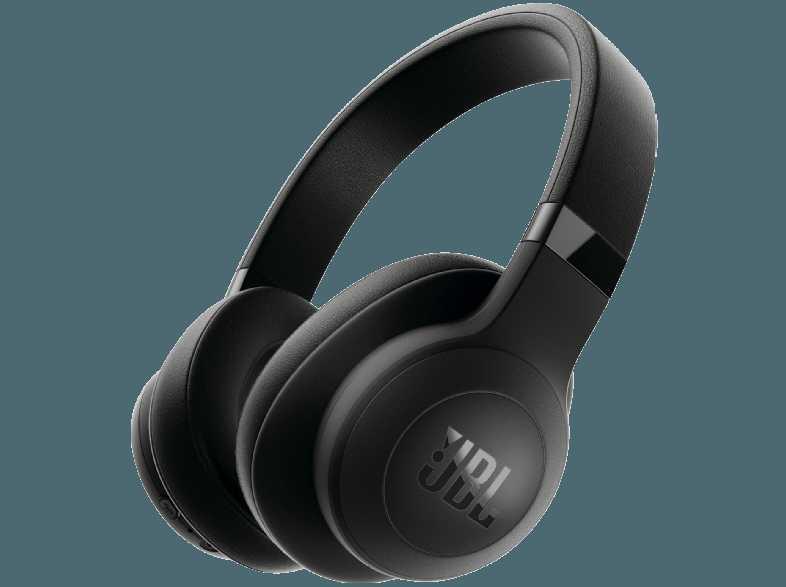 JBL E500BT  Over ear Kopfh rer  Bluetooth  Schwarz