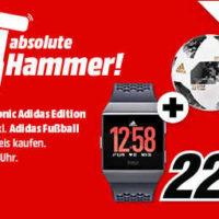 Jetzt die Preishammer Wearables bei MediaMarkt entdecken.