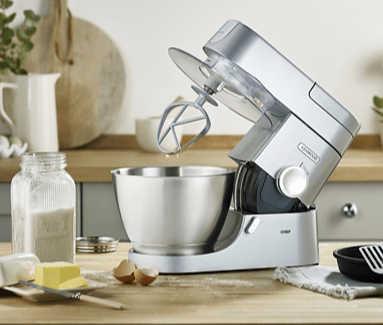 [Endet heute] Kenwood Chef Küchenmaschine KVC3150S mit 1.000 Watt