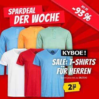 KYBOEHerrenT Shirtsfuernur222