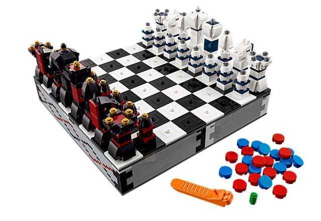 LEGO Iconic Schachspiel 2017
