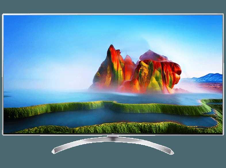 LG 65SJ8109 LED TV  Flat  65 Zoll  UHD 4K  SMART TV  webOS 3.5