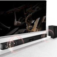 LG LAS655K Smart Soundbar in Schwarz online kaufen SATURN