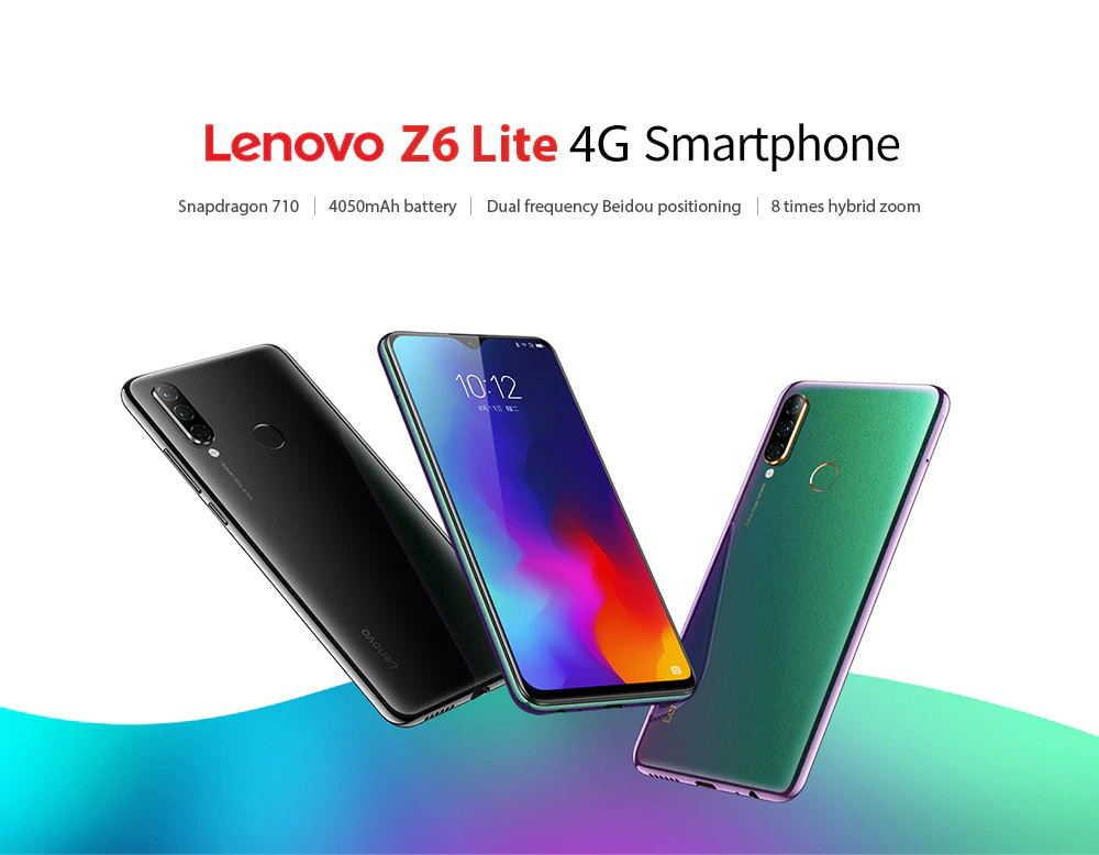 Lenovo Z6 Lite 4G Smartphone 1