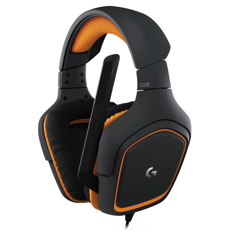 Logitech G231 Prodigy Gaming Stereo
