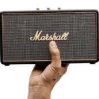 MARSHALL Stockwell Schwarz Bluetooth Lautsprecher 2