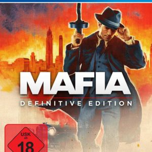 MafiaDE PS4 4