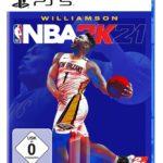 NBA 2K21 für PlayStation 5 reduziert