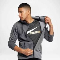Nike Dri FIT Training Hoodie Jacke