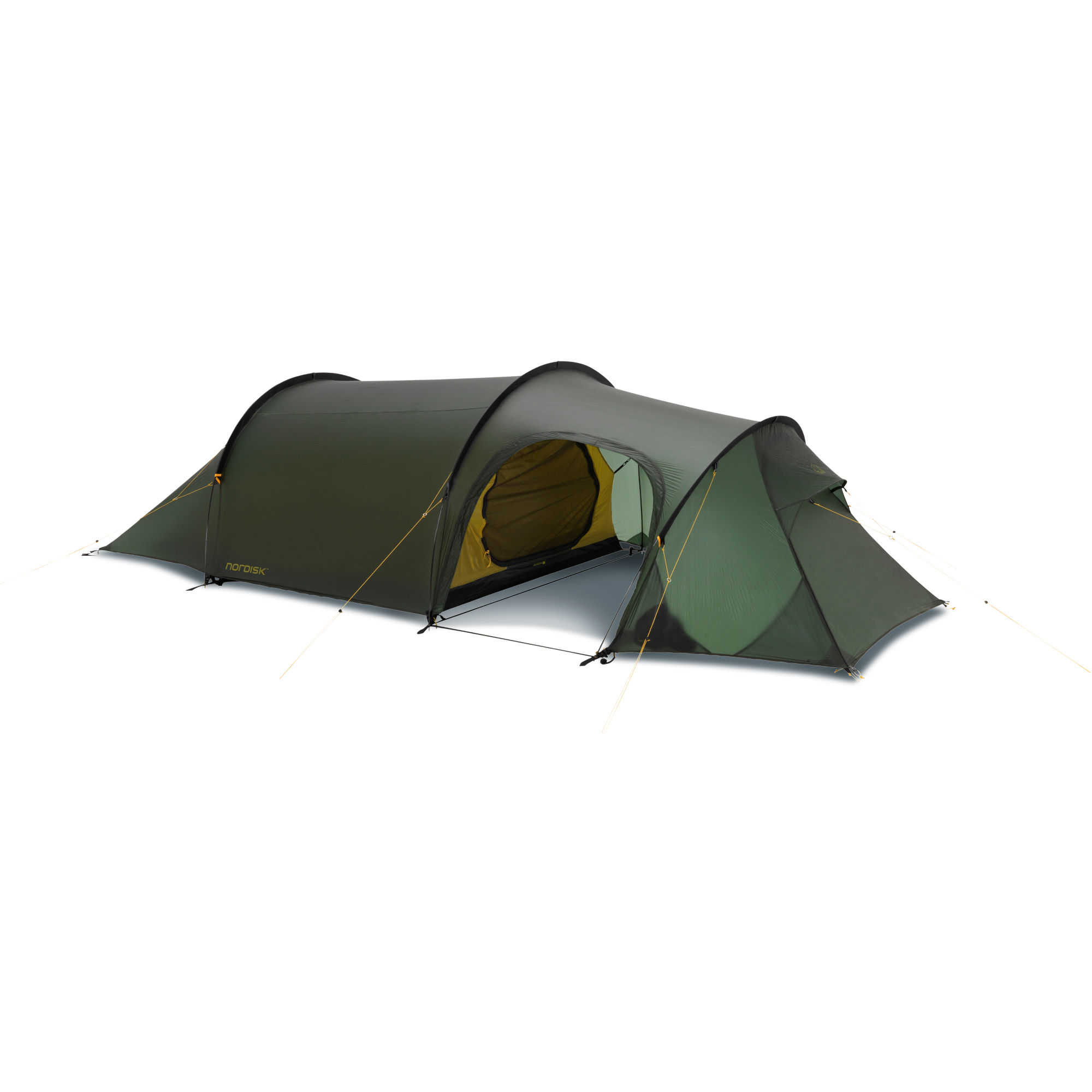 Nordisk Oppland 3 Tent Tents Green 151013 14