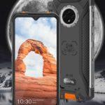 Outdoor Smartphone OUKITEL WP8 Pro, Android 10, 5000 mAh Akku