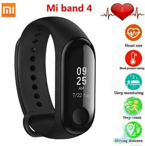 Original Xiaomi Mi Band4 BT5.0 Musik Smart Armband Herzfrequenz Tracker Fitness