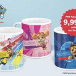 PAW Patrol Tasse mit Wunschnamen für 9,99€ // 2 St. für 18€