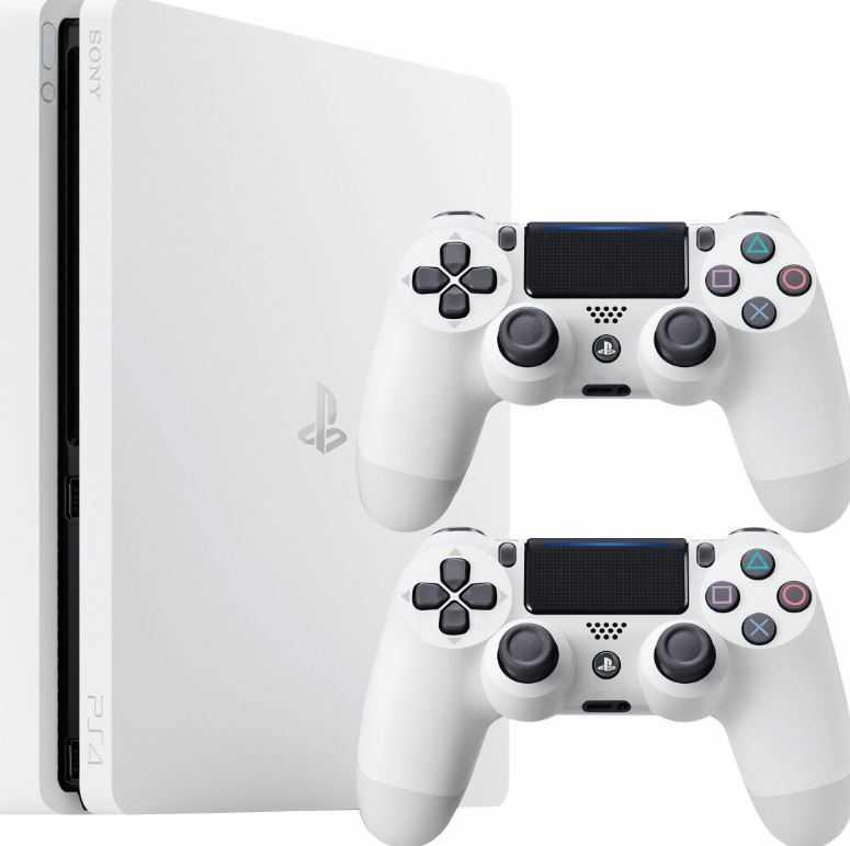 PlayStation 4 500GB mit zweitem Controller