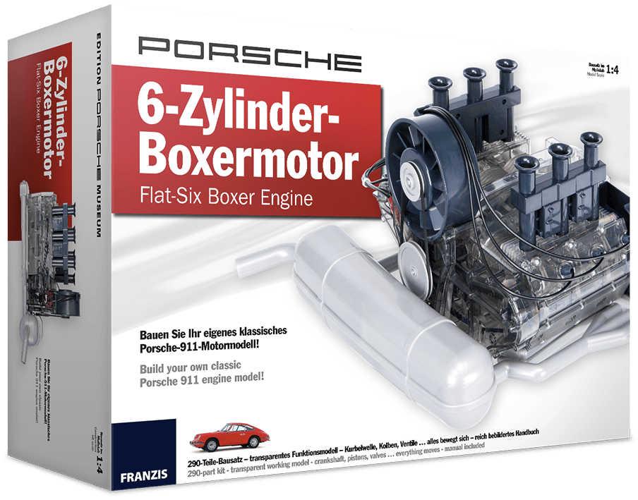 Porsche 6 Zylinder Boxermotor