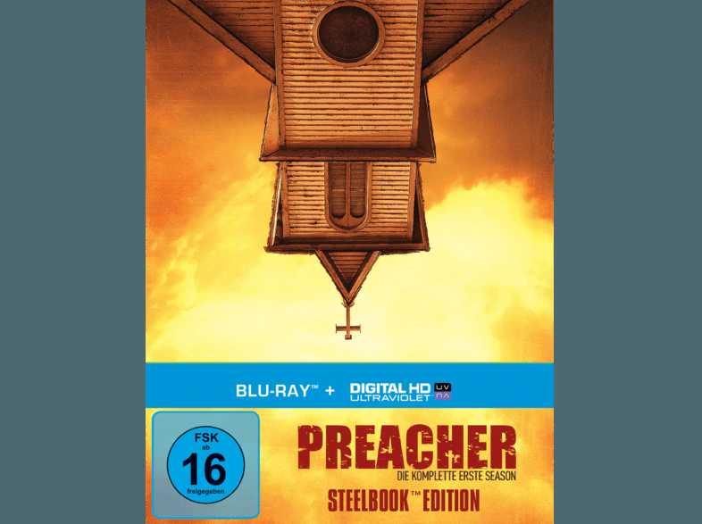 Preacher   Die komplette erste Season Steelbook Blu ray