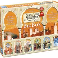 Queen Games Spiel Alhambra Big Box Spiel des Jahres 2003 Galeria Kaufhof