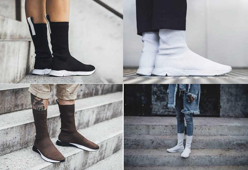 Reebok Sock Runner Supreme Ultraknit Tech Sneaker