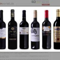 Rotwein berraschungs Probierpaket