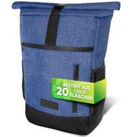 Rucksack Standard blau ausgebessert 2