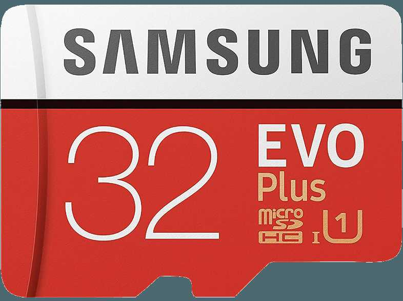SAMSUNG Evo Plus  32 GB 2
