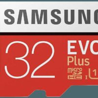 SAMSUNG Evo Plus  32 GB