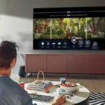 SAMSUNG GQ75Q80A UHD QLED TV (Smart TV, Tizen)