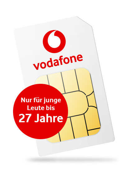 SIM vodafone Young