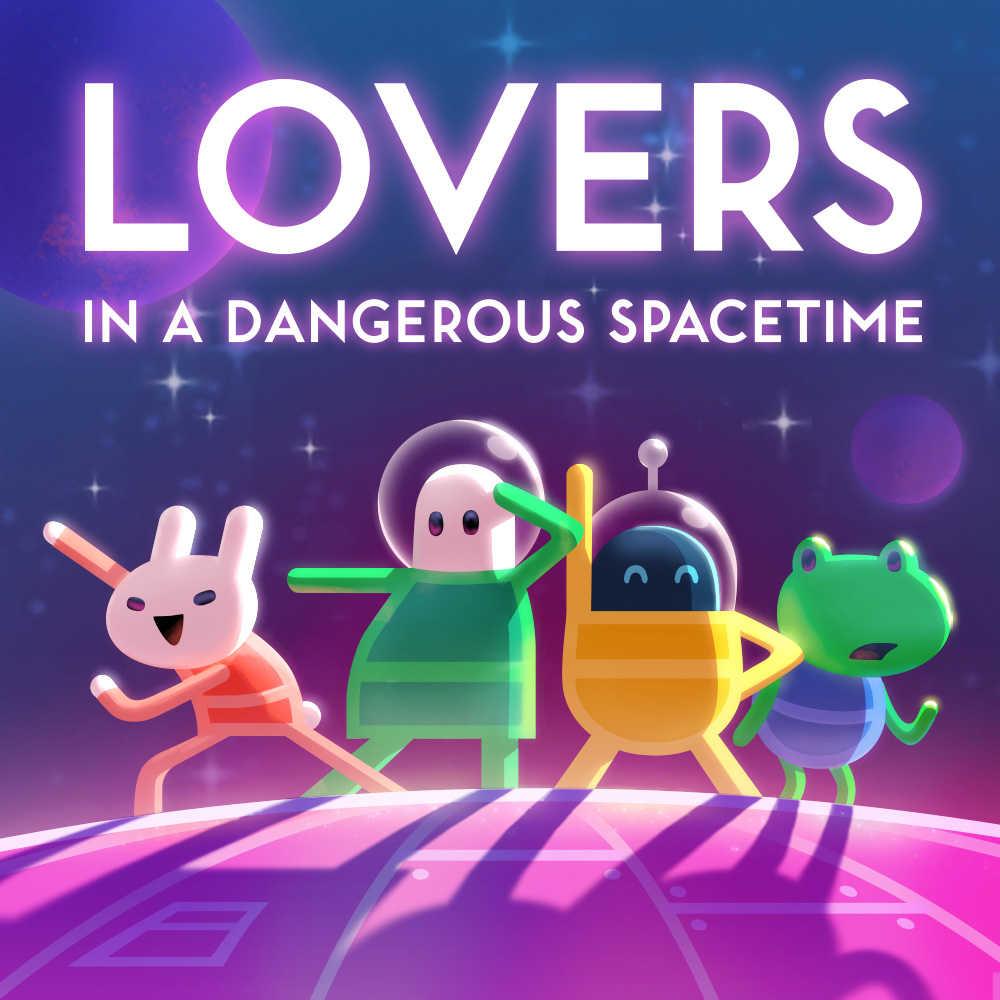 SQ NSwitchDS LoversInADangerousSpacetime