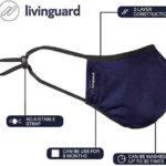 Livingguard Pro Masken wie FFP2