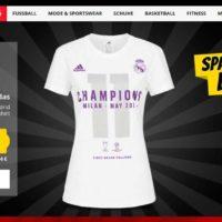 Sportspar Damenshirt Winner
