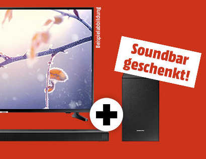 Super Coup Aktion mit Samsung TVs