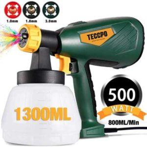 TECCPO500WHVLPFarbspritzpistole
