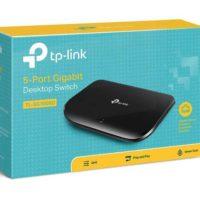 TP LinkTL SG1005D5 PortGigabitSwitch
