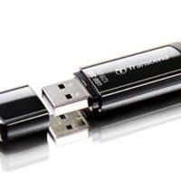 Transcend JetFlash 700 128GB USB Stick USB 3.0 schwarz