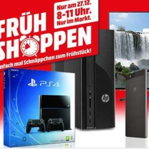 Media Markt Frühshoppen Am 2712 Mytopdeals