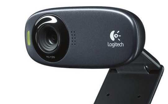 WebcamLogitechC310