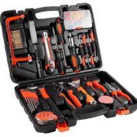 Werkzeugkoffer 100 teilig Amazon de