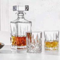Whisky GlaesersetNoblessevonNACHTMANN3 teilig
