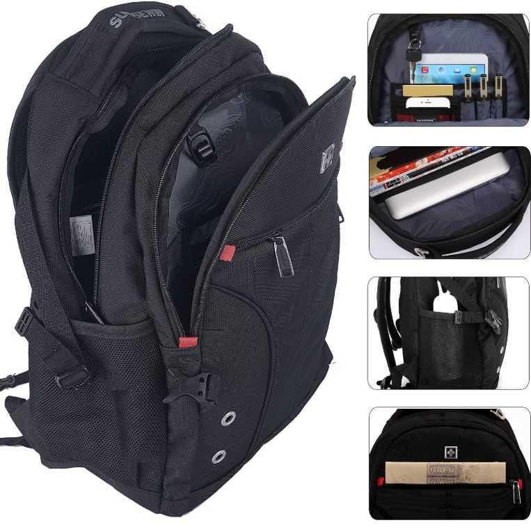 XY Life Laptop Notebook Rucksack Daypack Schulrucksack Backpack