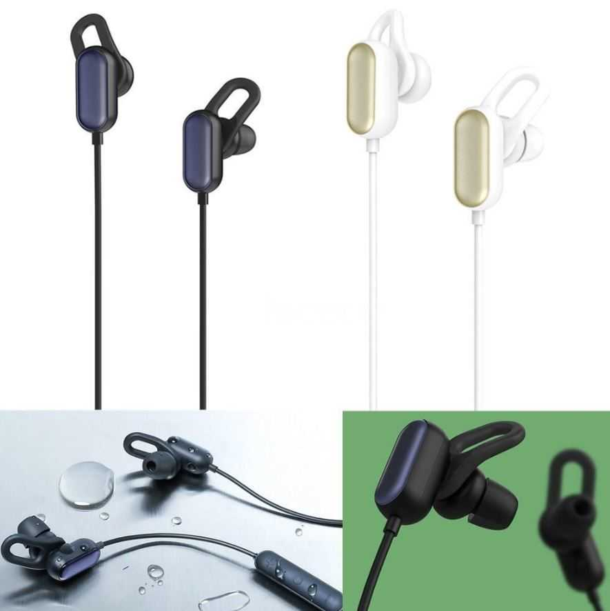 Xiaomi Mi Sports Bluetooth Headset Youth Version Wireless Music Earbud In ear