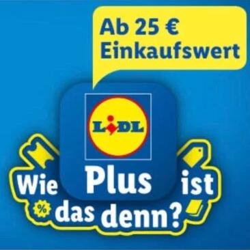 Lidl Plus App 5 Euro Gutschein