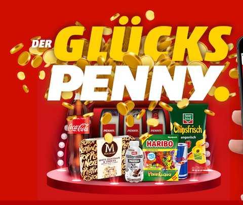 Penny Glücksrad