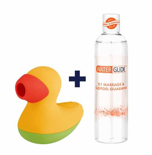 achtung tpop deal druckwellen vibrator lucky ducky gleitmittel fuer 896e inkl versand