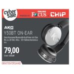 AKG Y 50BT Silver On Ear Kopfhörer mit Bluetooth