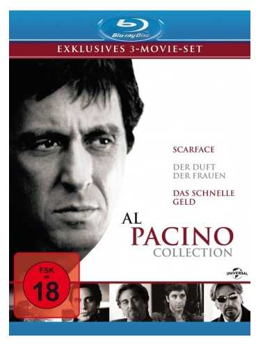 al pacino collection blu ray fuer 1146e statt 1999e