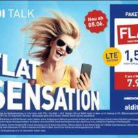 aldi talk allnet flat unter 8 e ab 05 06 18